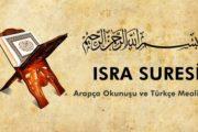 ISRA Suresi