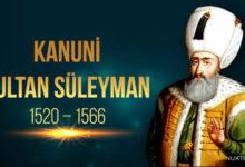 Photo of Kanuni Sultan Süleyman