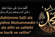 Photo of Sabah akşam okunan salavat Önemi ve Fazileti (Hadis-i Şerif)