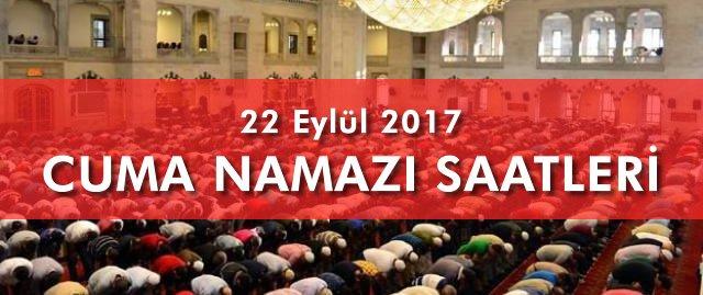 22_eylul_cuma_namazi_saatleri