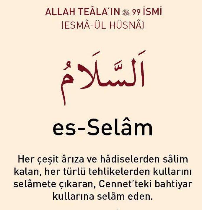 es_selam_anlami