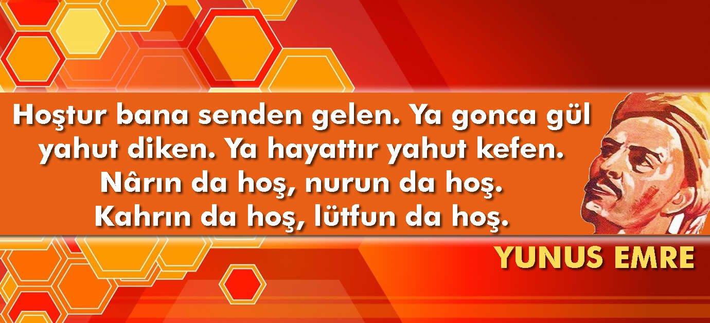 hoştur_bana_senden_yunus_emre