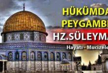 Photo of Hz. Süleyman aleyhisselam Kimdir? Kısaca Hayatı ve Mucizeleri