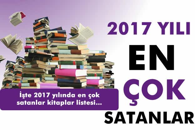 2017 Yılının En Çok Satan 10 Kitabı