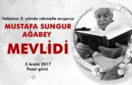 Mustafa Sungur Ağabey Mevlidi