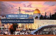 Ayet ve Hadislerde Mescid-i Aksa'nın Fazileti