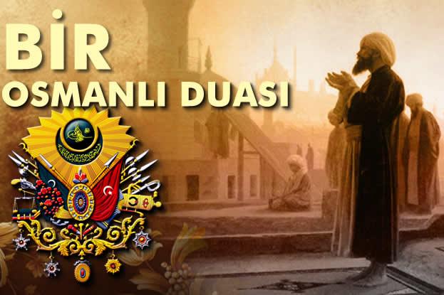 Photo of Bir Osmanlı Duası