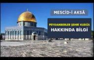 Kudüs Hakkında