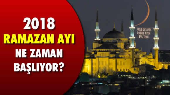 2018 Ramazan - Ramazan Ayı Hakkında