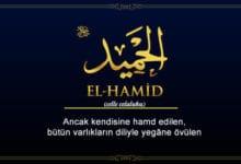 Photo of Esmaül Hüsna'dan El Hamîd Anlamı, Zikri ve Fazileti