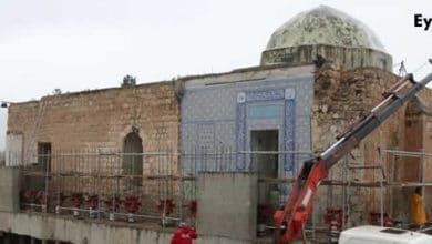 Photo of Eyyubi Camii son bölümü Yeni Kültürel Park Alanı'na taşındı
