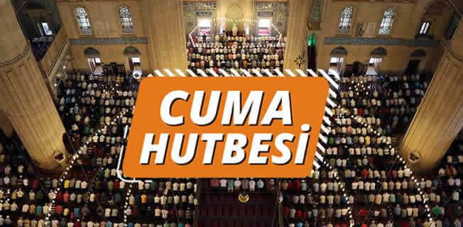 """Photo of Cuma Hutbesi 10 Temmuz 2020 """"15 Temmuz ve Birlik Ruhu"""""""