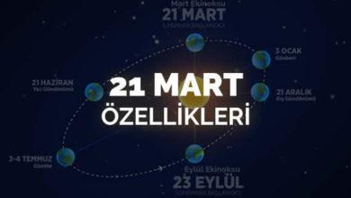 Photo of 21 Mart tarihi Önemi ve Özellikleri Nedir?