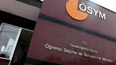 Photo of ÖSYM 9 sınav takvimi tarihinde değişiklik yaptı.