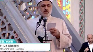Photo of Cuma Hutbesi 22 Mayıs 'Bir Ömrü Ramazan Gibi Yaşamak'