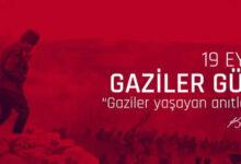 Photo of 19 Eylül Gaziler Günü