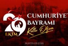 Photo of 29 Ekim Cumhuriyet Bayramı Mesajları ve Şiirleri