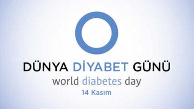 Photo of 14 Kasım 2020 Dünya Diyabet Günü