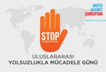 Photo of 9 Aralık Dünya Yolsuzlukla Mücadele Günü